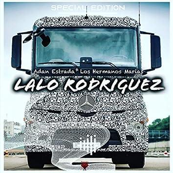 Lalo Rodriguez (feat. Los Hermanos Marias)