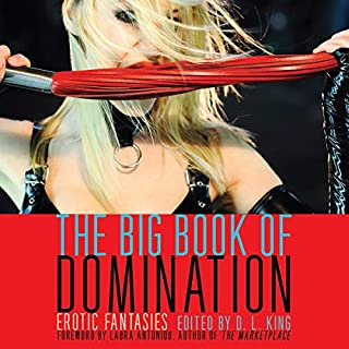 The Big Book of Domination audiobook cover art
