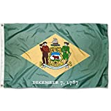 Sports Flags Pennants Company State of Delaware Flag 3x5 Foot Banner