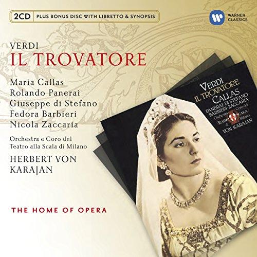 In Trovatore ( H.V.Karajan)