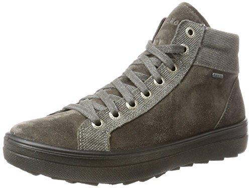 Legero Damen Mira Hohe Sneaker,  Grau (Stone), 38 EU (5 UK)