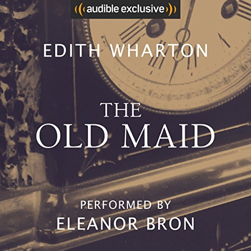 The Old Maid audiobook cover art