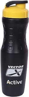 Vector X Unisex Adult Sipper Water Bottles, Black, L