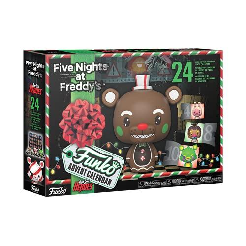 Funko - Advent Calendar: FNAF Blacklight...