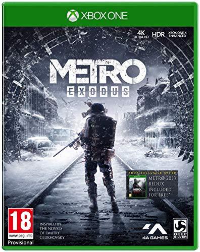 Metro Exodus - Xbox One [Importación inglesa]