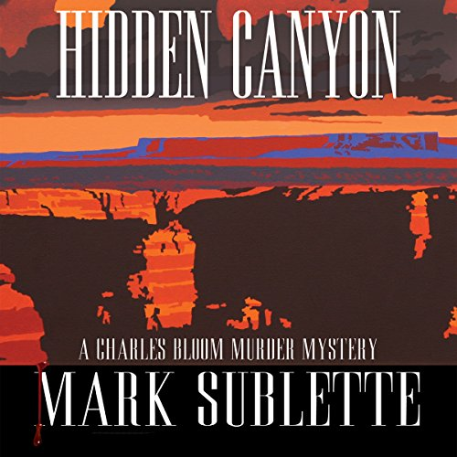 Hidden Canyon audiobook cover art