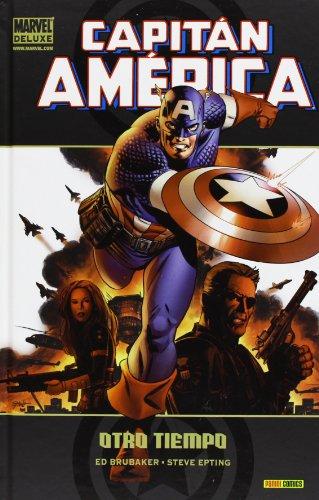 Capitan América - otro tiempo (Deluxe - Capitan America)