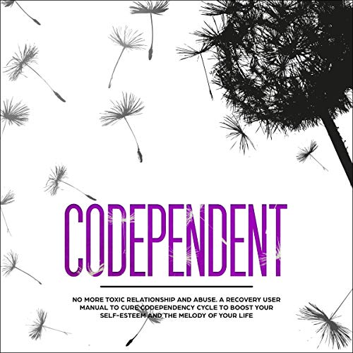 Codependent audiobook cover art