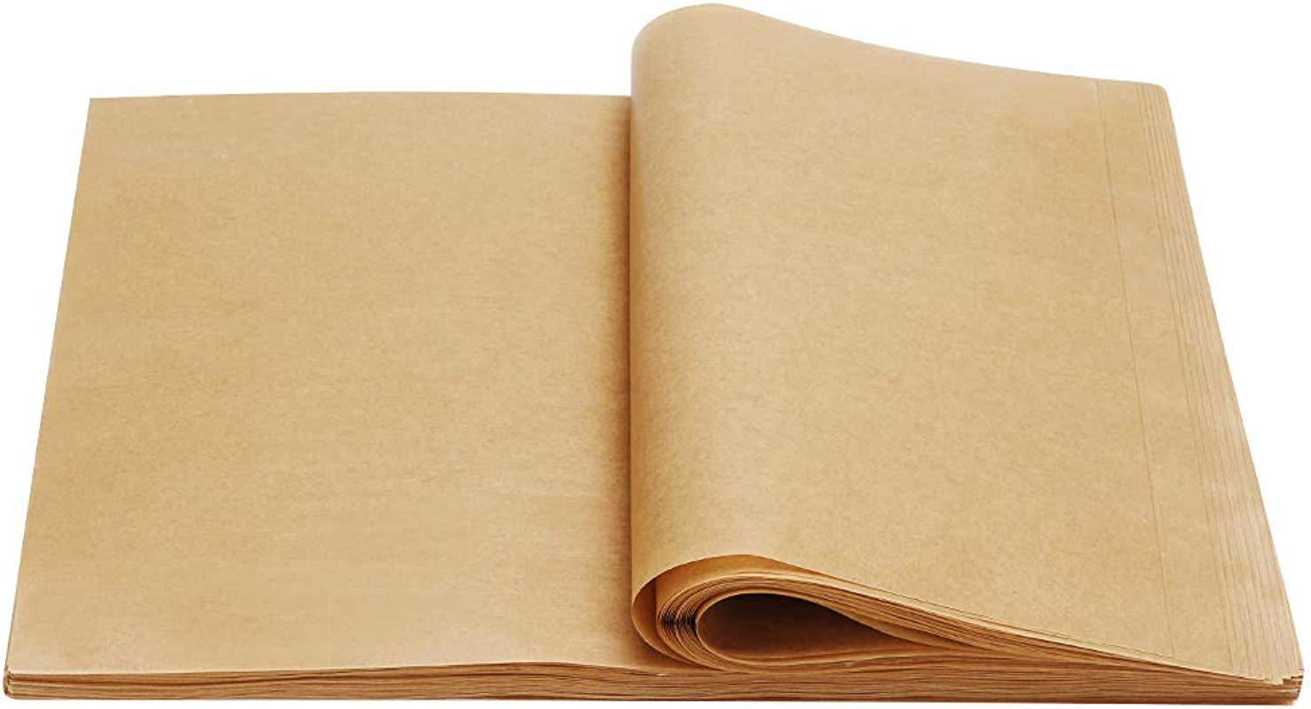 Unbleached Parchment Paper 200pcs Beasea 10 X 14 Inch Non Stick Paper Baking Sheets Baking Liners Sheets Air Fryer Liners
