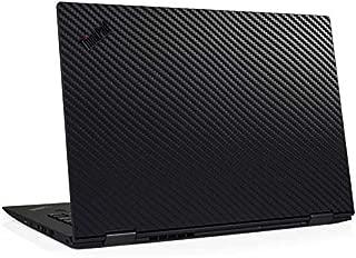 Skinit Decal Laptop Skin for Thinkpad X1 Yoga (3rd Gen 2018) - Originally Designed Carbon Fiber Design