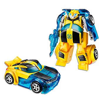 Transformers Playskool Heroes Rescue Bots Energize Bumblebee Figure  Amazon Exclusive