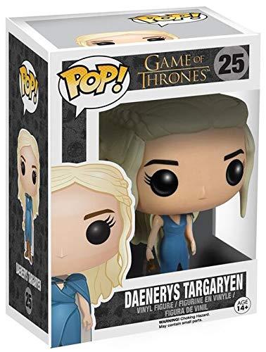 Pop! Vinyl Game of Thrones Daenerys in Blue Gown Figure
