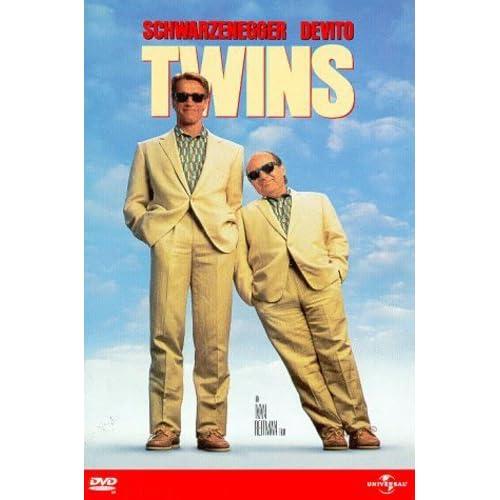 fcb05addefe Amazon.com  Twins  Arnold Schwarzenegger