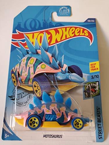 Hot Wheels 2020 Street Beasts Motosaurus, 138/250