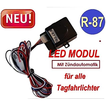 Bluetech Plus Steuermodul FÜr Led Tagfahrlicht Mit ZÜndautomatik Gem R 87 Neu Ovp Auto