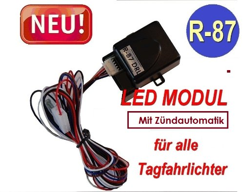 BLUETECH-PLUS-STEUERMODUL-FR-LED-TAGFAHRLICHTMIT-ZNDAUTOMATIK-gem-R-87-NEU-OVP