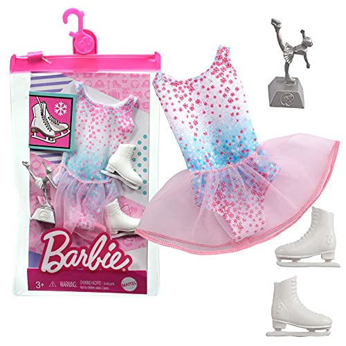 Barbie Career Ice Skater Fashion Pack