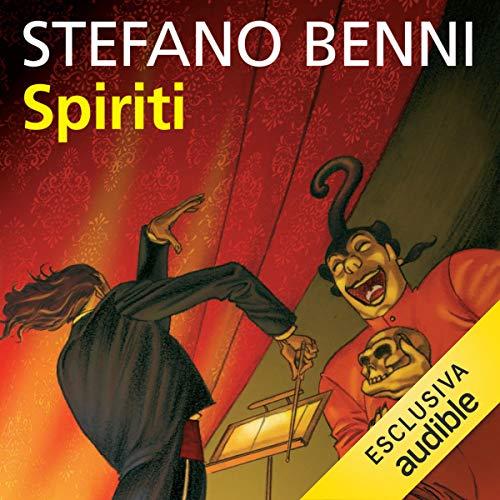 Spiriti copertina
