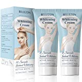 2 box Whitening Cream Bleaching Cream, Body Cream for Armpit, Knees, Elbows, Sensitive and Private Areas