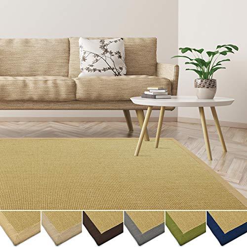 casa pura -   Sisal Teppich aus