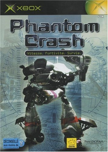 Phantom Crash [Xbox] [Importado de Francia]