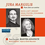 Jura Margulis & Martha Argerich - Piano Con Sordin