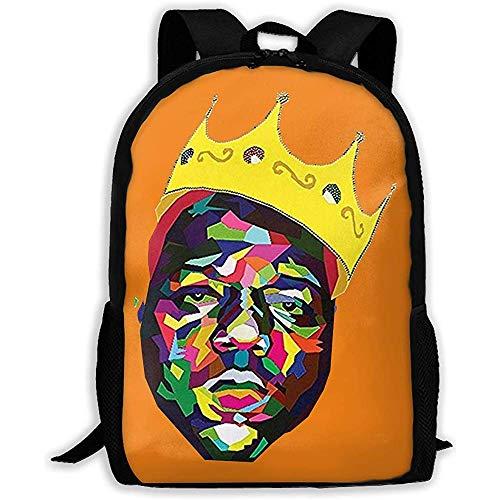 sghshsgh Bolsa para Laptop Backpack Men's Lightweight Crown