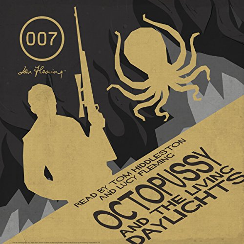 Octopussy and the Living Daylights and Other Stories (with Interview) audiobook cover art