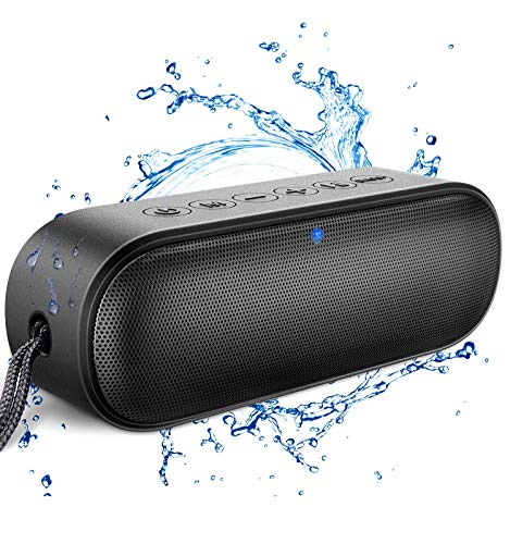 Loud Series Bluetooth Speaker, LENRUE Outdoor Enhanced IPX7 Waterproof...