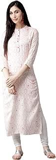 shopNstyle Indian Ethnic Tunic Tops Kurti Kurta for Women