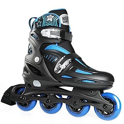 High Bounce Adjustable Inline Skate