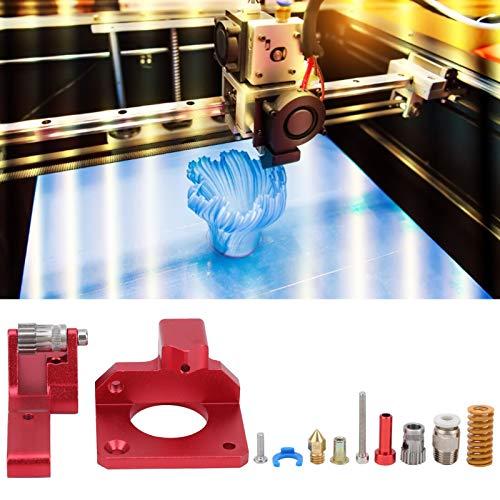 Dual Gear Extruder, Kit stampante 3D professionale Pratico per CR‑10S per Btech per Ender3