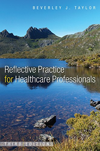 51s8NURngHL - Reflective Practice for Health Care Professionals: A Practical Guide