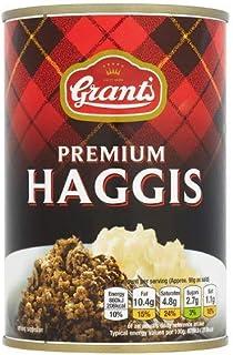 Grants estañado Haggis 392g