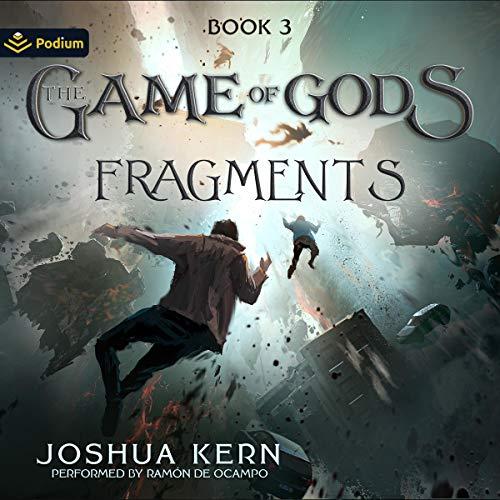 Page de couverture de Fragments