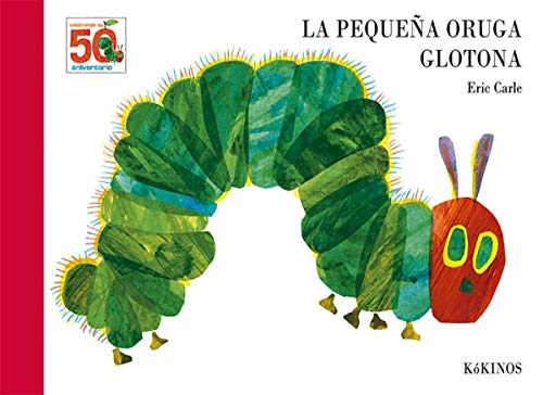 La pequeña oruga glotona 50 aniversario