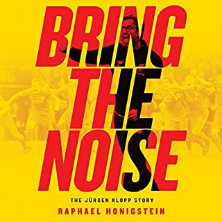 Bring the Noise audiobook cover art