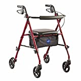 Medline Freedom Mobility Lightweight Folding Aluminum...