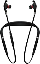 Jabra Evolve 75e UC Bluetooth In-Ear Noise-Cancelling Earbuds with Mic - Retail Packaging - Black