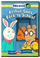 Arthur Goes Back to School [DVD] [Import]