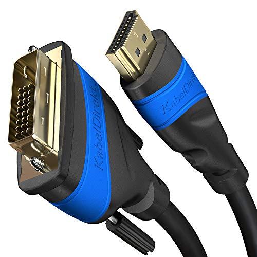 KabelDirekt -   - HDMI DVI 24+1