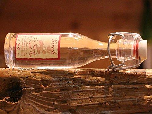 Charles Meunier Kirsch - Espíritu de licor de los Alpes franceses - 5cl Mignonette
