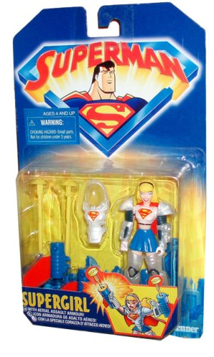 Superman The Animated series SUPERGIRL 5\
