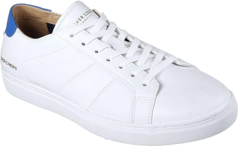 Skechers herrar Venice -T - Kinane Ankle -High -High -High läder mode skor  de senaste modellerna