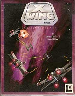 Star Wars X-Wing Space Combat Simulator