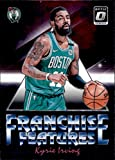2018-19 Donruss Optic Franchise Features Basketball #2 Kyrie Irving Boston Celtics Official NBA Trading Card From Panini
