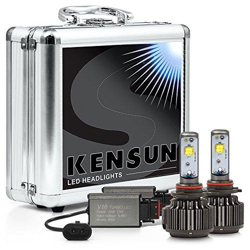 Kensun Super Bright Extreme ETI LED Headlight Conversion Kit - 9006 (HB4)