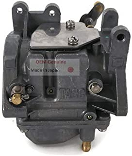 Original OEM Japan 61N-14301-04 03 02 01 Carburetor Asy Yamaha Outboard 2-stroke