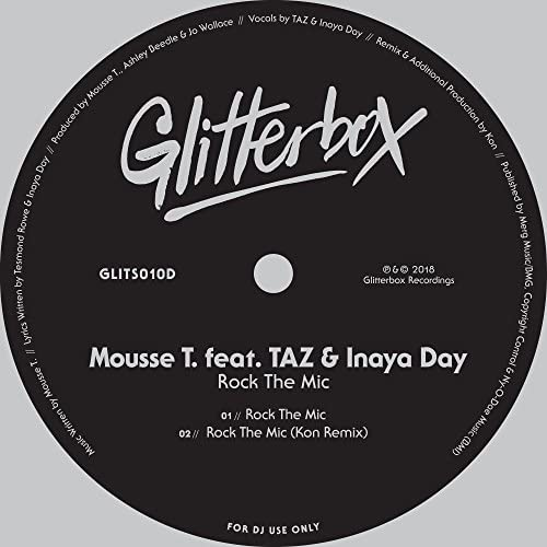 Mousse T. feat. Inaya Day & Taz