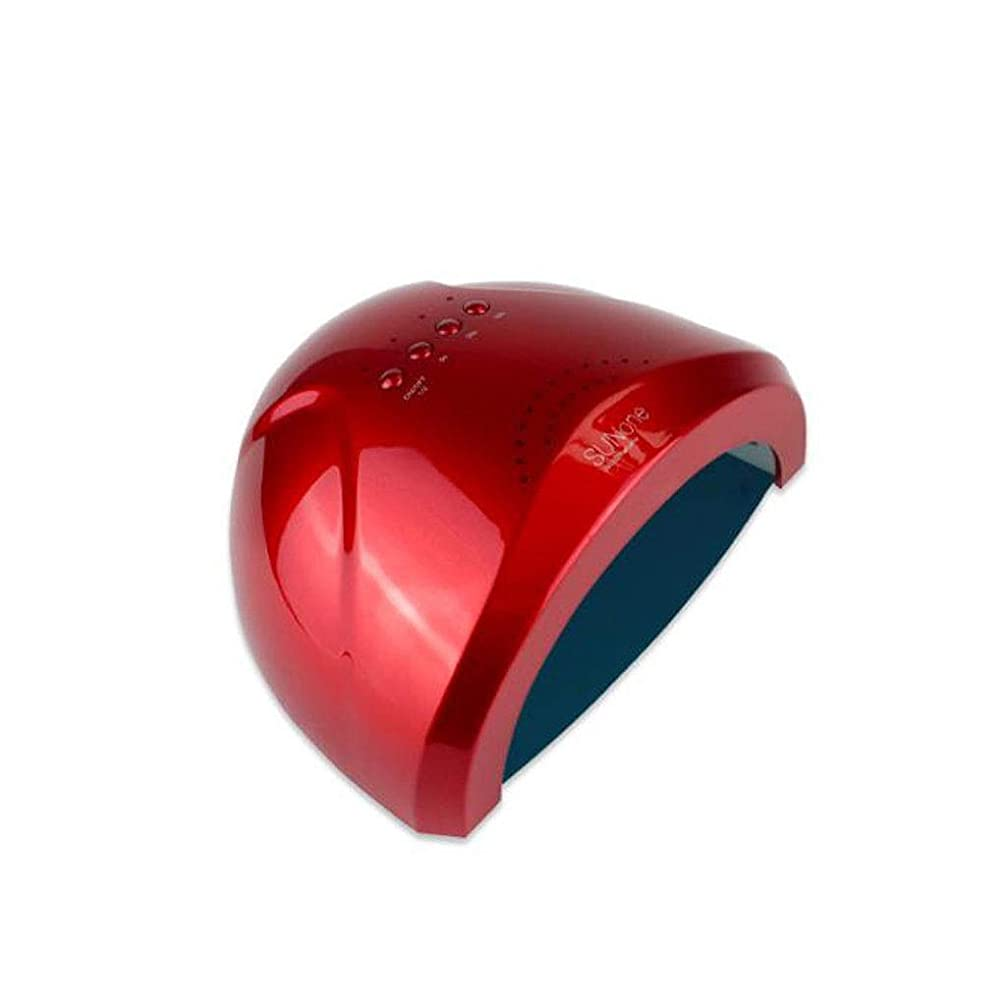 リビジョン考古学的な組み立てるネイルドライヤー, 48W UV / LEDジェルネイルランププロフェッショナルファーストポリッシュキュアネイルドライヤースマートオートセンシング3タイマー設定 (Color : C)